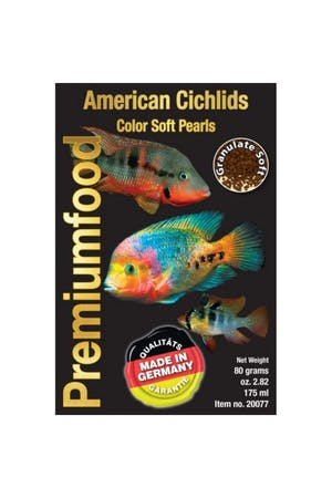 Discusfood American Cichlids Colour Pearls