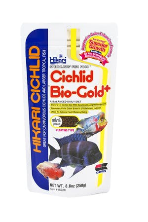Hikari Cichlid Bio-Gold+ Mini