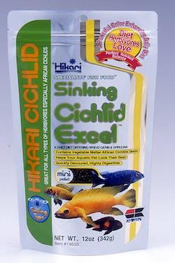 Hikari Cichlid Excel Sinking Mini