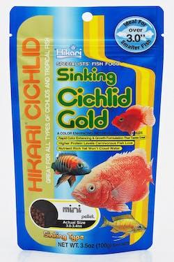 Cichlid Gold Sinking