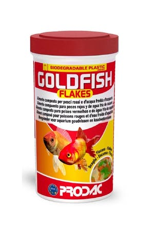 PRODAC Goldfish Flakes