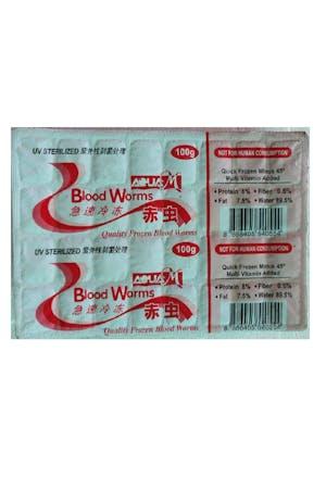 AQUAM Blood Worms