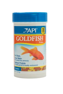 API Goldfish Flakes