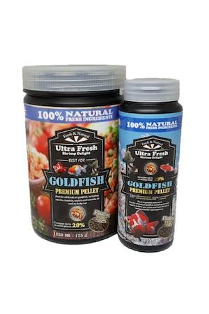AZOO Goldfish Premium Pellet