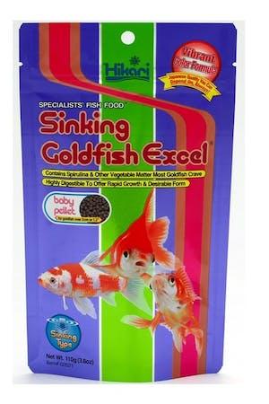 Hikari Goldfish Excel Sinking