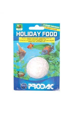 PRODAC Holiday Food