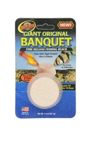 Zoo Med Giant Banquet Block Feeder