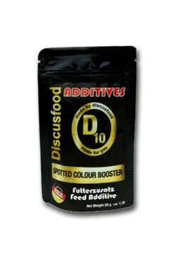 Discusfood Additive D10 Spotted Color Booster