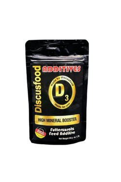 Discusfood Additive D3 Mineral Booster