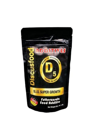 Discusfood Additive D5 Super Growth