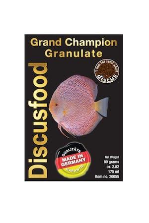 Discusfood Grand Champion Granulate