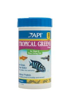 API Tropical Greens Flakes