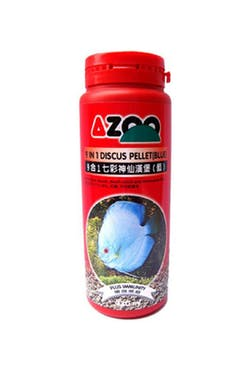 AZOO 9 IN 1 Discus Pellet (Blue)