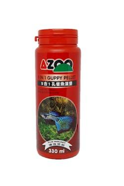 AZOO 9 IN 1 Guppy Pellet
