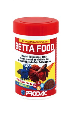 PRODAC Betta Food