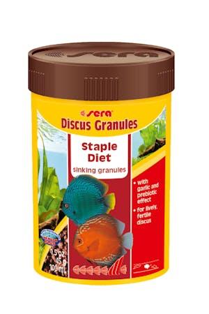 Sera Discus Granules