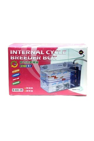 UP D-631-IN Internal Breeder Box (red)