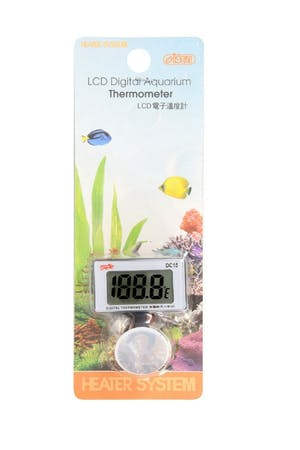 ISTA DC15 LCD Thermometer
