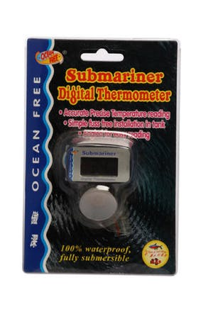 Ocean Free Submariner Digital Thermometer