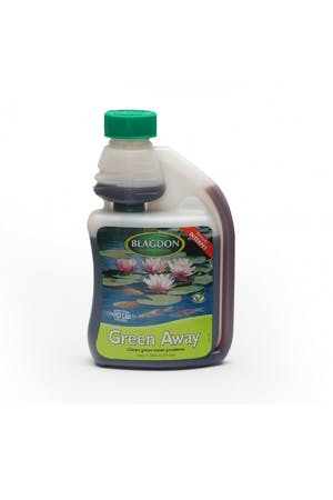 Blagdon Green Away