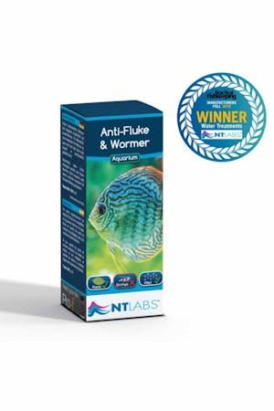 NT LABS Aquarium Anti-Fluke & Wormer
