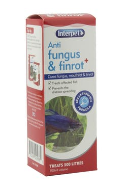 Interpet Anti Fungus & Finrot Plus