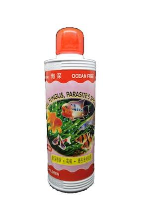 Ocean Free Gill Fungus Parasite's Special