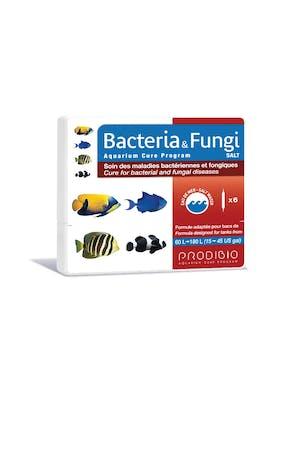 Prodibio Bacteria & Fungi Salt 6 vials