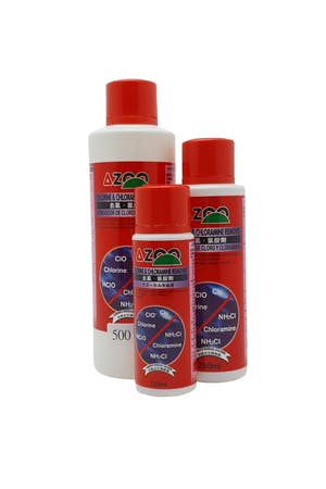 AZOO Chlorine & Chloramine Remover