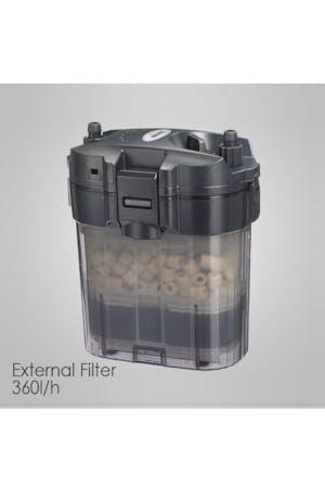 SHIRUBA External Filter