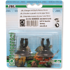 JBL suction cup with clip, 16 mm
