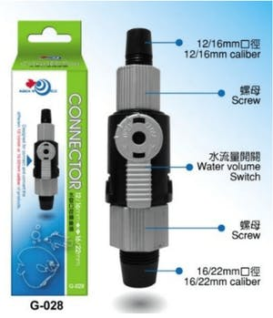 UP G-028 12/16mm connector