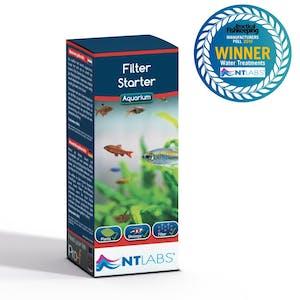 NT LABS Aquarium Filter Starter 100 ml