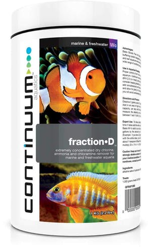 CONTINUUM FRACTION DRY 1000G