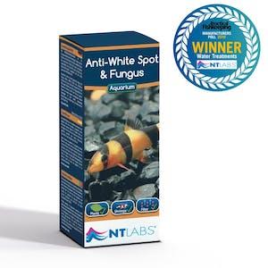 NT LABS Aquarium Anti-White Spot & Fungus 100 ml