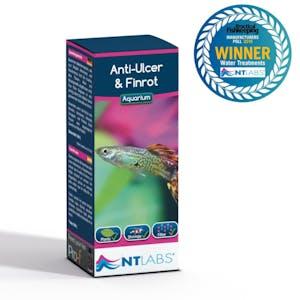 NT LABS Aquarium Anti-Ulcer & Finrot 100 ml