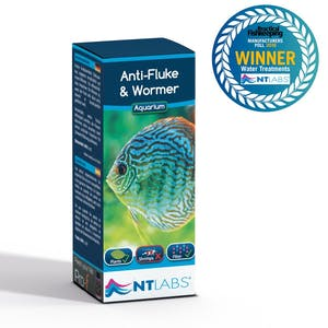 NT LABS Aquarium Anti-Fluke & Wormer 20 ml