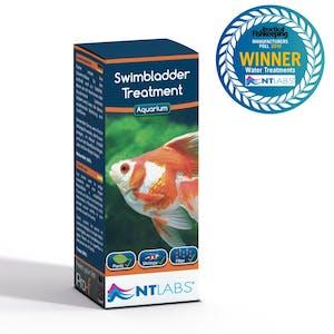 NT LABS Aquarium Swimbladder Treatment 100 ml