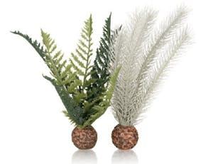 BiOrb thistle fern grey/green S