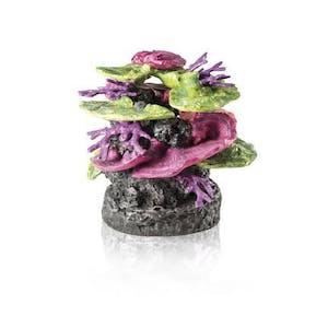 biOrb coral ridge ornament green-purple