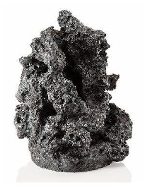 biOrb mineral stone ornament black
