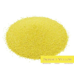 ANS NatureSand Sunset Yellow Sand 5kg
