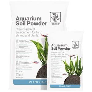 TROPICA Aquarium Soil Powder 3L / 9L