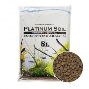 JUN Platinum soil 8L BROWN powder /3