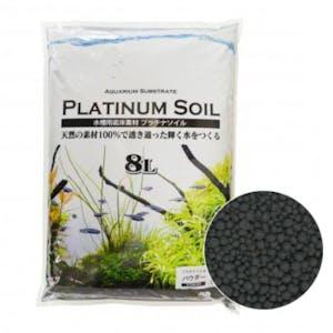 JUN Platinum soil 8L black powder