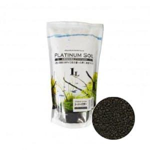 JUN Platinum soil 1L black super powder