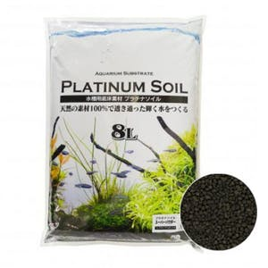 JUN Platinum soil 8L black super powder