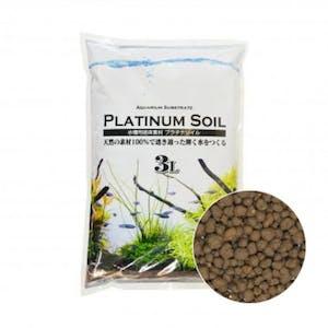 JUN Platinum soil 3L BROWN powder