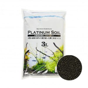 JUN Platinum soil 3L black super powder /8