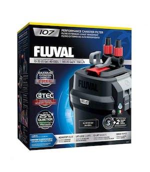 FLUVAL 107 CANISTER EXTERNAL FILTER PUMP A440